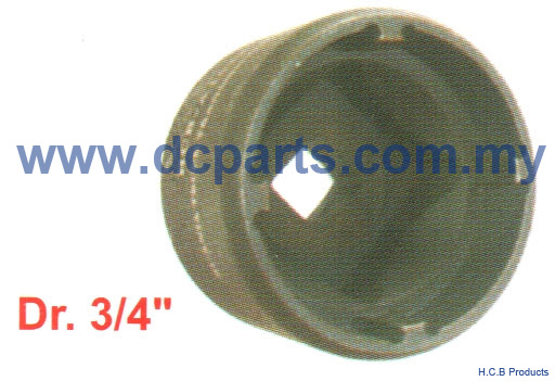 European Truck Repair Tools SCANIA TRUCK 310/320/340 TRANSMISSION SOCKET Dr. 3/4 A1090